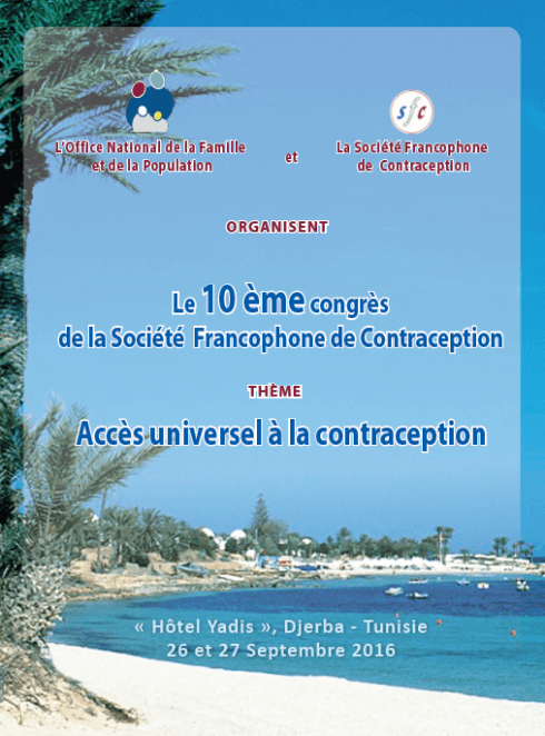10th Congress of Francophone Society of Contraception