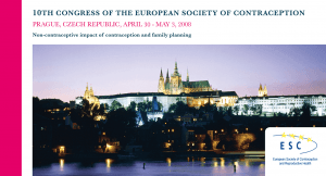 10th ESC Congress