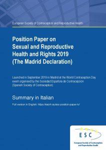 ESC-position-paper-Italian-Summary