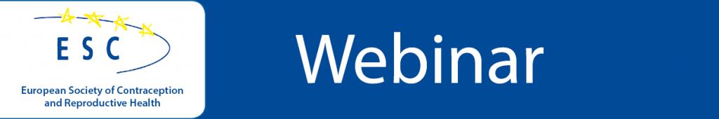 ESC Webinar: Contraception in COVID time